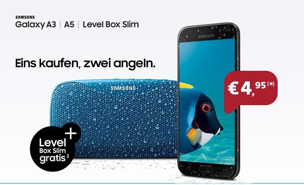 Samsung Galaxy A5 mit Vertrag