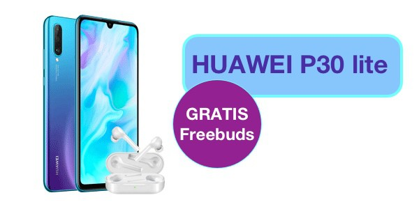 Huawei P30 Lite mit Vertrag