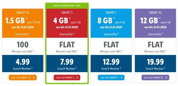 LIDL Connect LTE günstiger