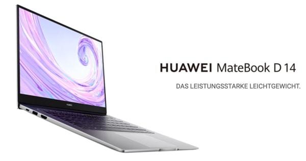 Huawei MateBook 14 Zoll Test