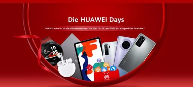 Huawei Gutschein Rabatt