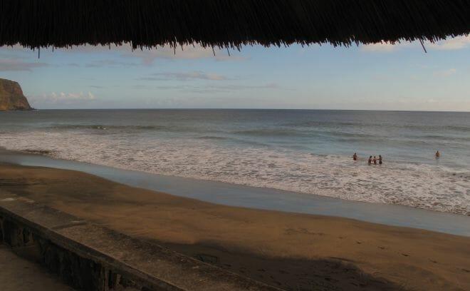 Praia Formosa Strand Santa Maria
