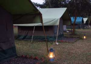 Red Chilli Restcamp im Murchison Falls National Park in Uganda