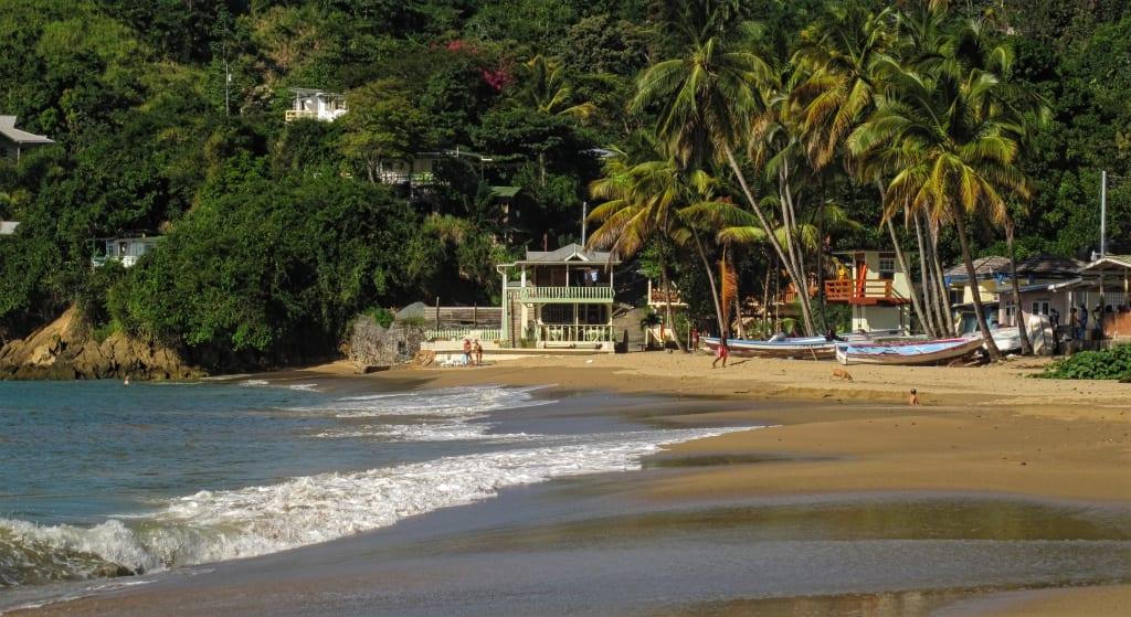 Strand von Castara