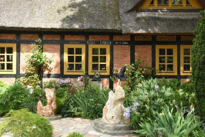 Haus Leipzig in Alt Rehse