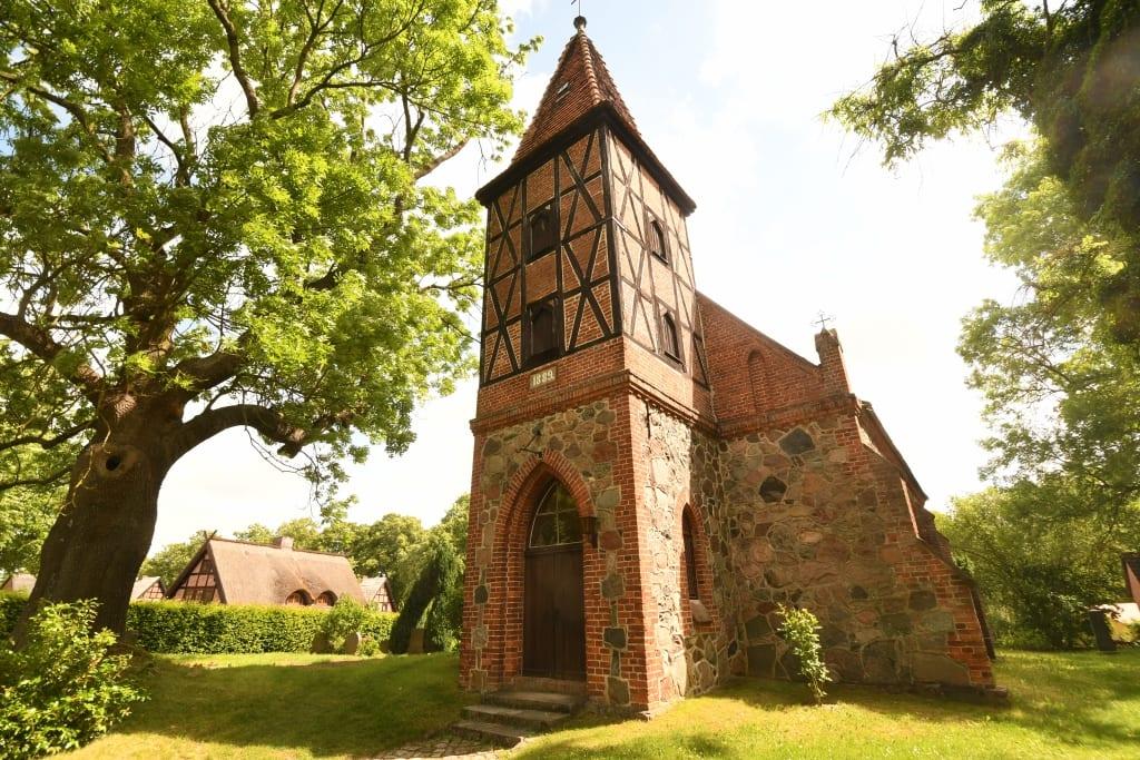 Pfarrkirche von Alt Rehse