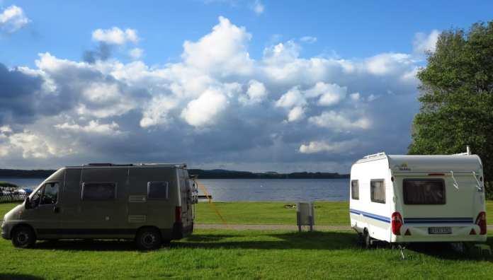 Campingplatz Dahmen am Malchiner See