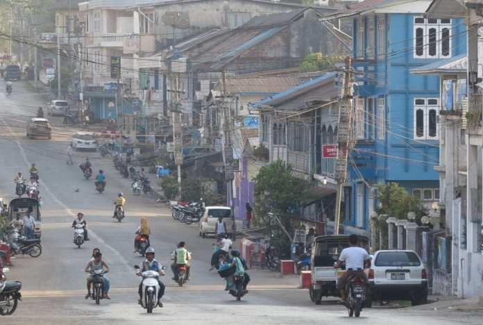 Dawei in Myanmar