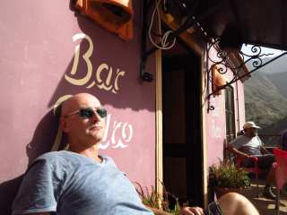 Café Pedro in Hermigua