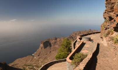 Aussichtspunkt auf La Gomera