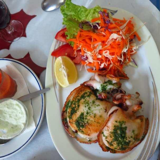 Restaurant Prisma in Alojera auf La Gomera