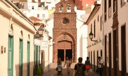 Iglesia de la Asuncion in San Sebastián de la Gomera