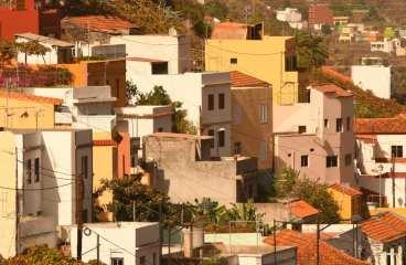 Hermigua auf La Gomera