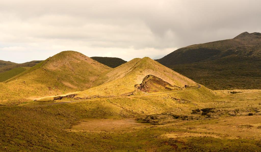 Hochland von Pico auf den Azoren