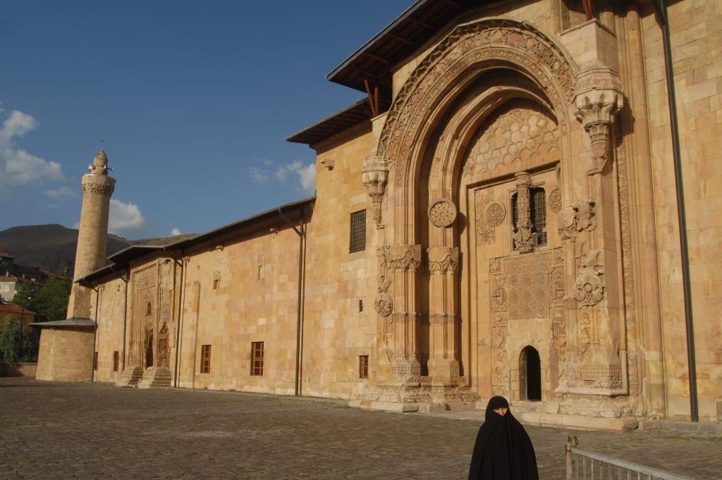 Moschee von Divrigi in Ostanatolien