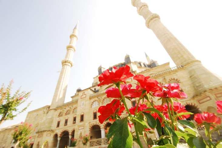 Selimiye-Moschee in Edirne