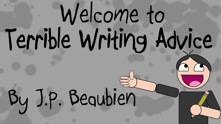 Terrible Writing Advice : enseigner par le (mauvais) exemple