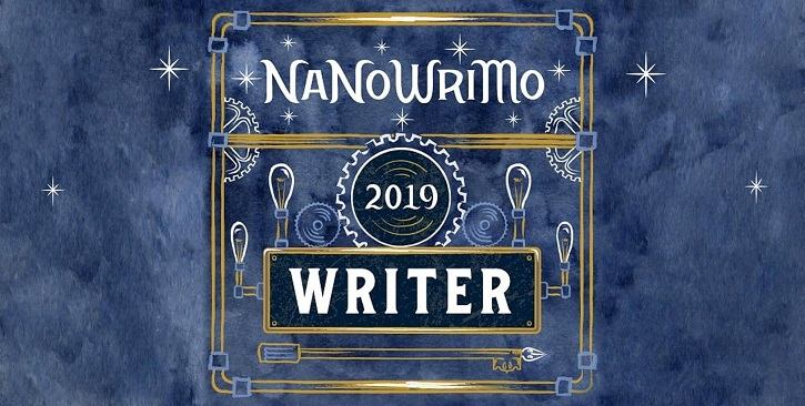 NaNoWriMo 2019 : mes objectifs
