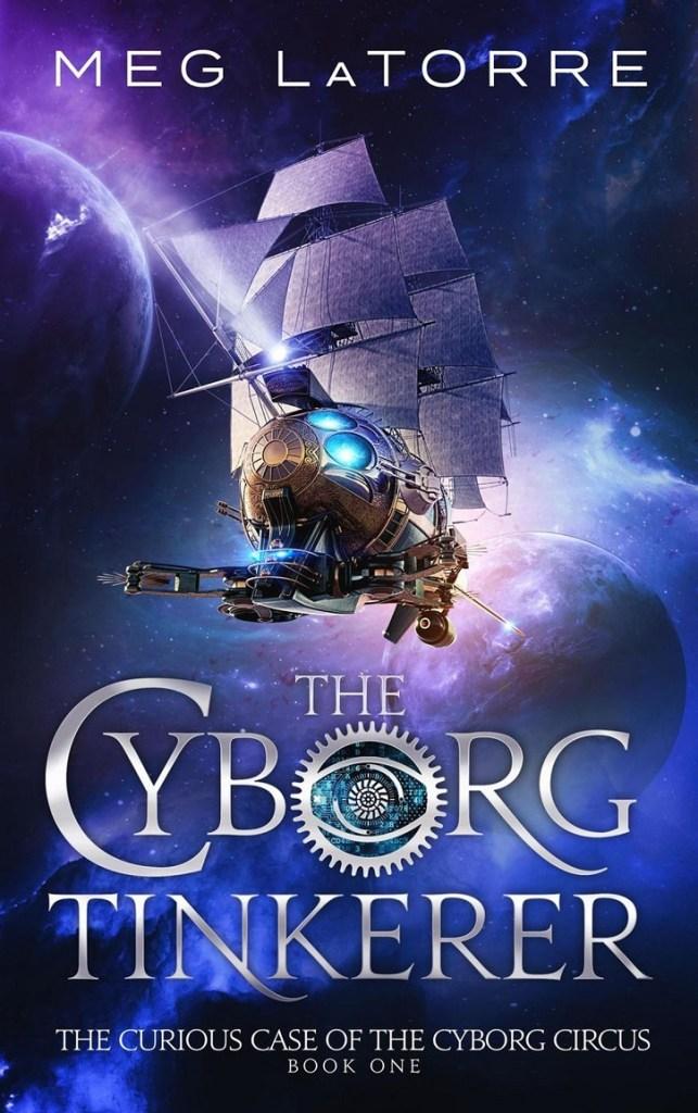 The Cyborg Tinkerer, par Meg LaTorre