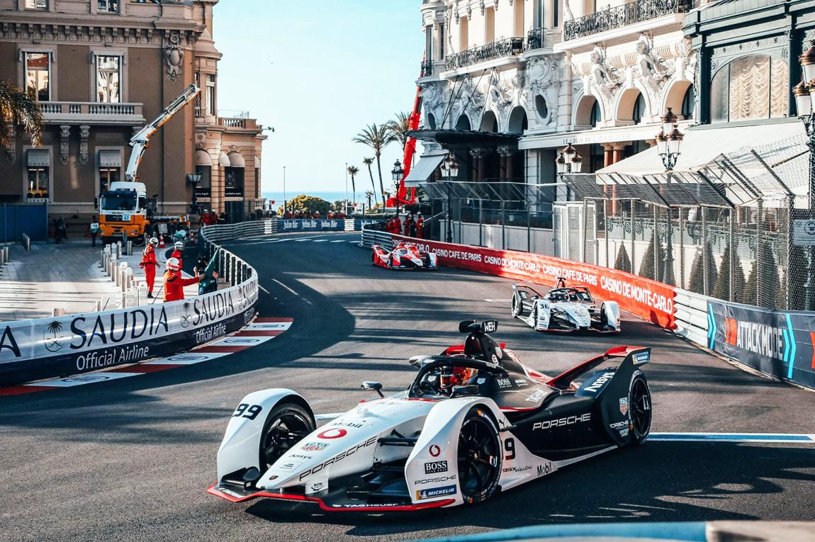 formule e eprix monaco grand prix 2021 sport