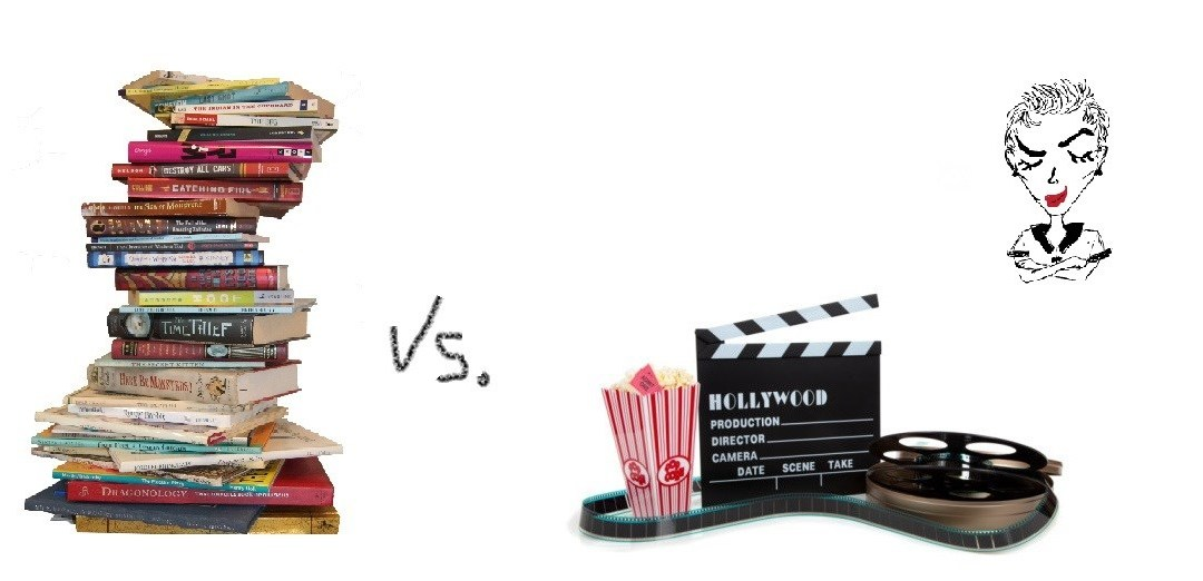 Make Summer Reading a Blockbuster Hit: The Book vs. The Movie