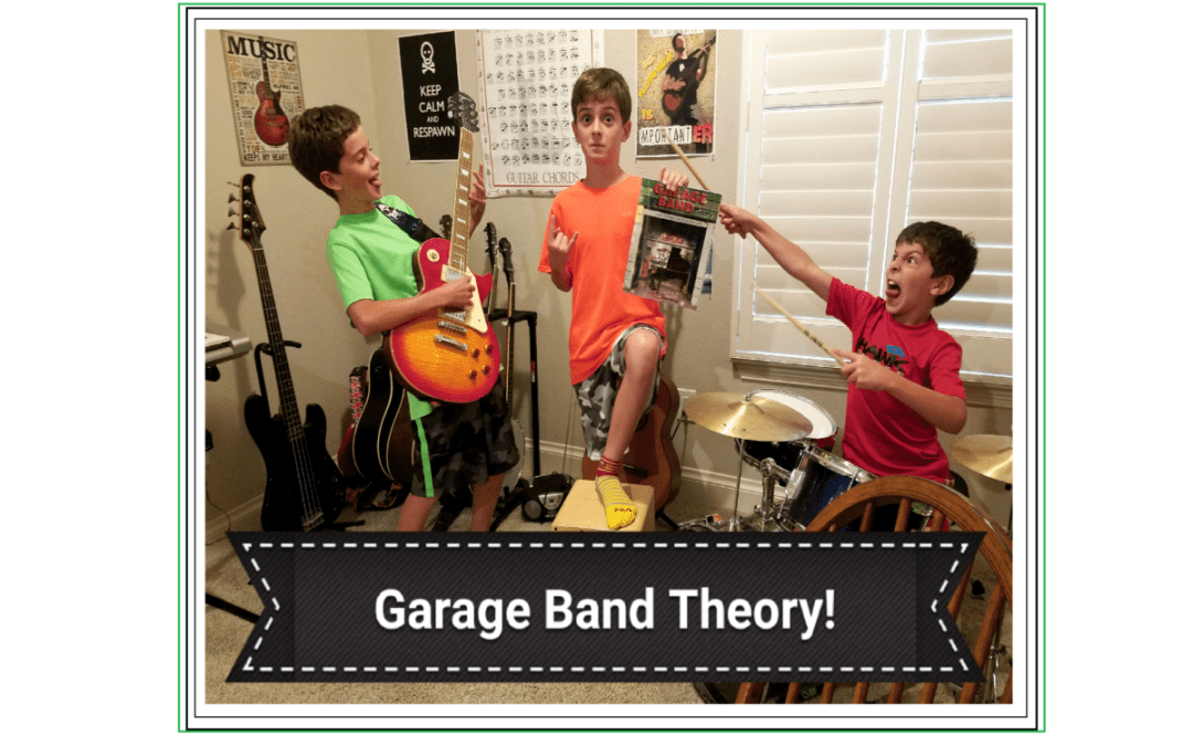 Garage Band Theory: A Review Learn to Read Music by Ear?