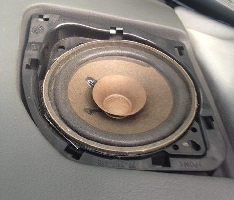 VW T4 Armaturenbrett Lautsprecher