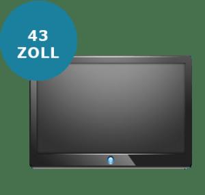 43 Zoll Fernseher Test 2020 Vergleich Kaufberater