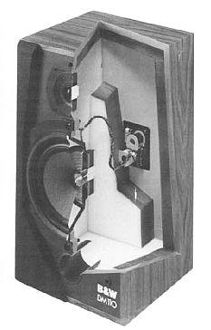 Enceintes acoustiques 2 voies B&W Bowers Wilkins Digital