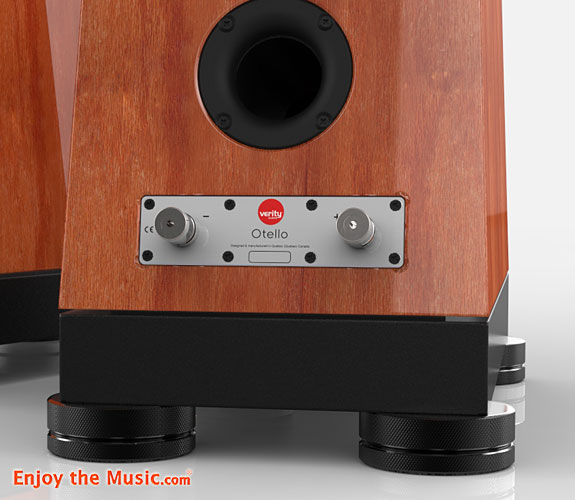 Verity Audio Otello Floorstanding Loudspeaker Review