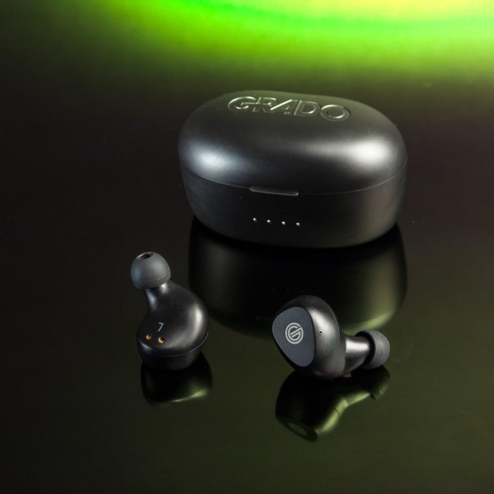 Grado Labs GT220 True Wireless Stereo earbuds