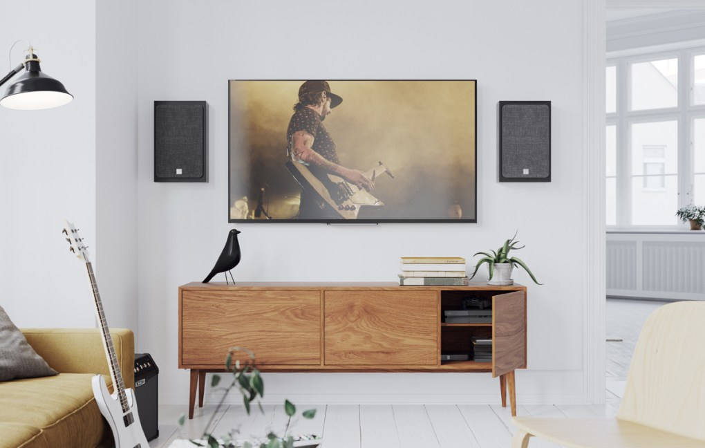 DALI On-Wall C - A slim, discreet and remarkably powerful on-wall speaker system