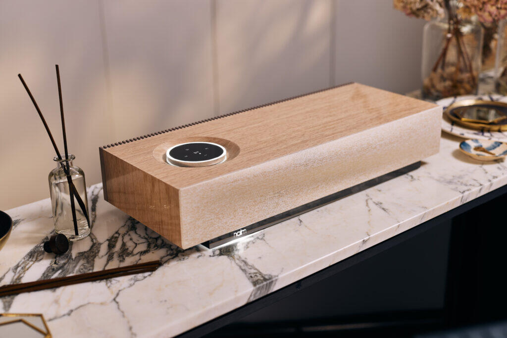 Naim Wood Edition Mu-so