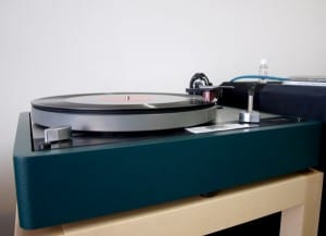 Swissonor turntable