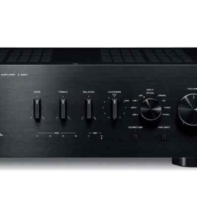 Yamaha A-S801 è un amplificatore integrato nero