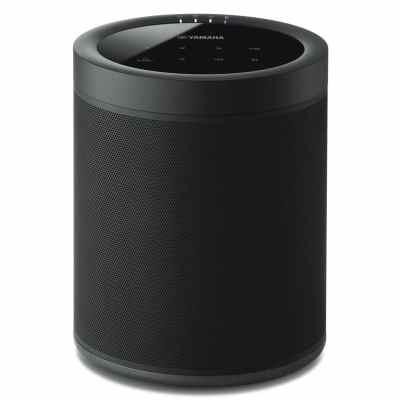 Yamaha MusicCast 20 è un diffusore attivo nero
