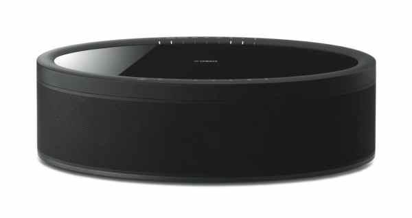 Yamaha MusicCast 50 è un diffusore attivo nero