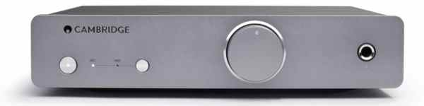 Cambridge Audio Alva Duo è un prephono silver vista frontale