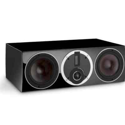 Dali Rubicon Vokal è un diffusore per canale centrale nero
