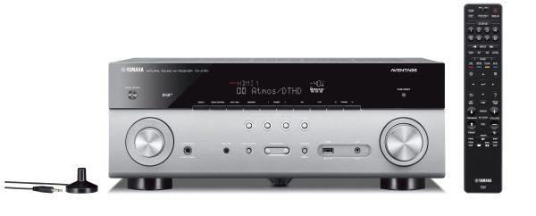 Yamaha AVENTAGE RX-A780 è un sintoamplificatore Audio/Video silver