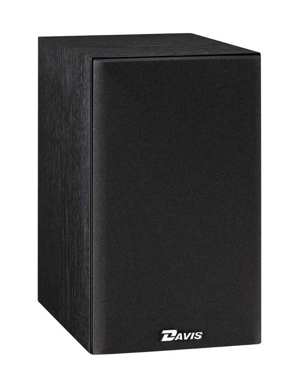 Davis Acoustics Baltus 30 è un diffusore da stand nero griglia