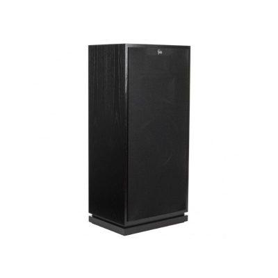 Klipsch Forte III è un diffusore da pavimento nero lato griglia