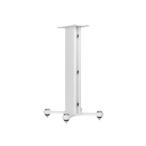 Monitor Audio Studio Stand sono accessori per diffusori bianco retro