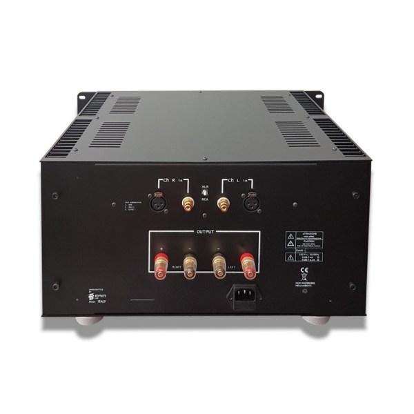 Eam Lab Studio 362 limited è un amplificatore finale retro