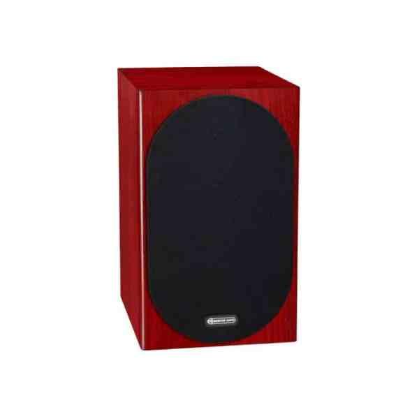 Monitor Audio Silver 100 6G è un diffusore da stand rosenut griglia