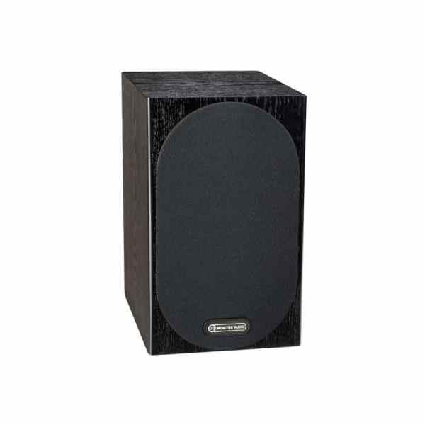 Monitor audio Silver 50 6G è un diffusore da stand nero griglia