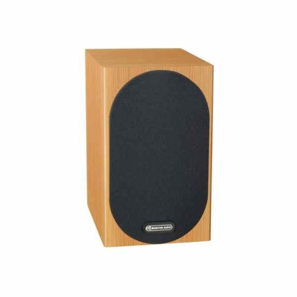 Monitor audio Silver 50 6G è un diffusore da stand rovere naturale griglia