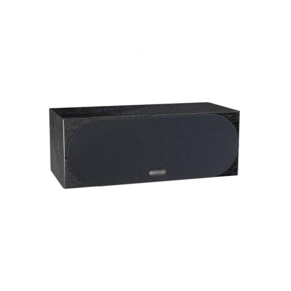 Monitor Audio Silver C150 è un diffusore per canale centrale nero griglia