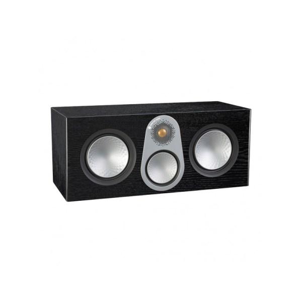 Monitor Audio Silver C350 è un diffusore per canale centrale nero aperto