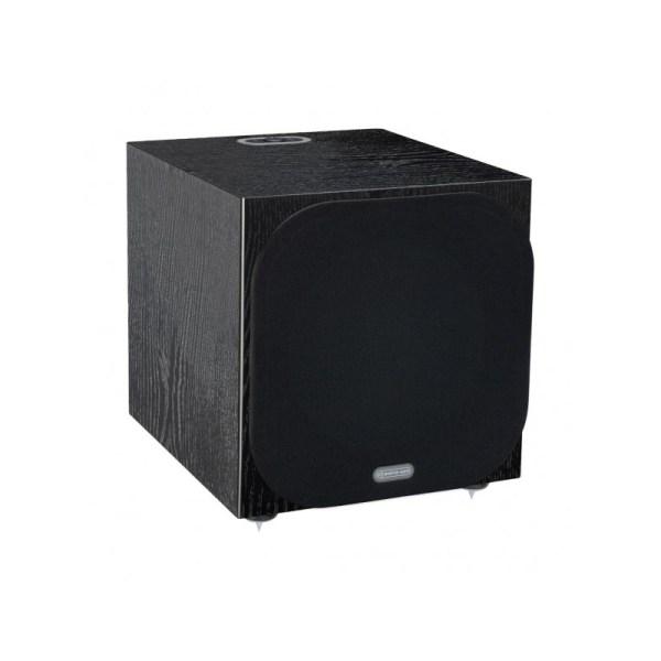 Monitor Audio Silver W-12 6G è un subwoofer nero griglia